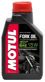 Motul Fork Oil Expert Medium/Heavy 15W