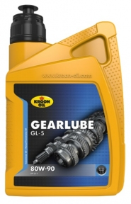 Kroon-Oil Gearlube GL-5 80W-90
