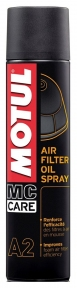 Motul MC Care A2 Air Filter Oil Spray