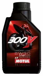 Motul 300V 4T Factory Line Road Racing 5W-30